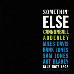 Somethin` Else - 180 Gram