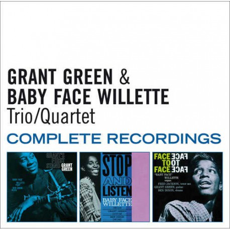 Complete Recordings with Baby Face Willete Trio