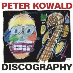 Kowald Discography 4Cd Box + 208 Pages Booklet