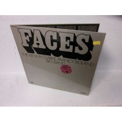 Faces w/ Francy Boland (French Gatefold)
