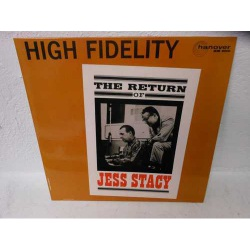 The Return of Jess Stacy (Us Mono)