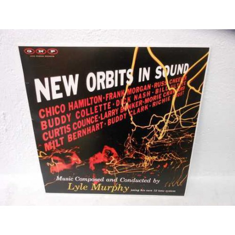 New Orbits in Sound (Fresh Sound Mono Reissue)