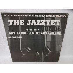 The Jazztet w/ B. Golson (Us Stereo Reissue)