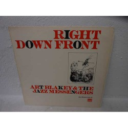Right Down Front (Uk Stereo Reissue)