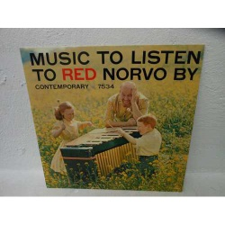 Music to Listen to Red Norvo (Japanese Mono Re)