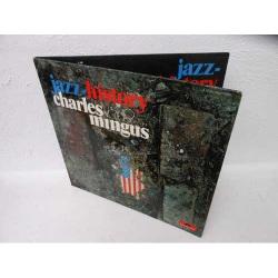 Jazz-History (German Pressing, Gatefold)