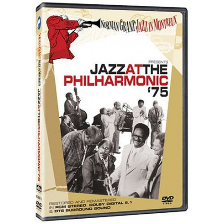 Jazz at the Philarmonic `75 - N. Granz in Montreux