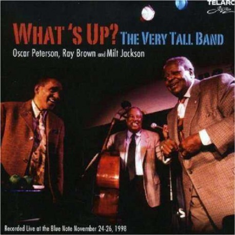 What`s up - the Very Tall Band