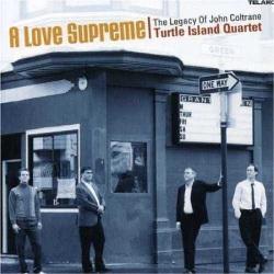 A Love Supreme the Legacy of John Coltrane