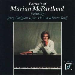 Portrait of Marian Mcpartland