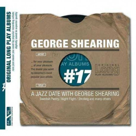 A Jazz Date with George Shearing