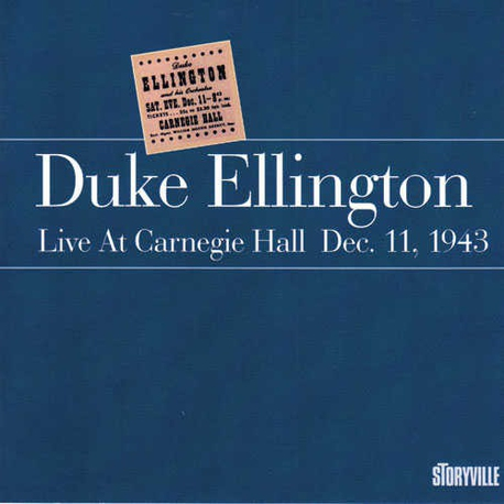 Live at Carnegie Hall Dec. 11, 1943