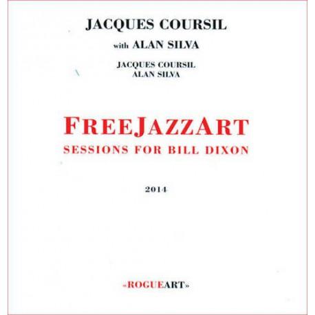 Freejazzart with Alan Silva