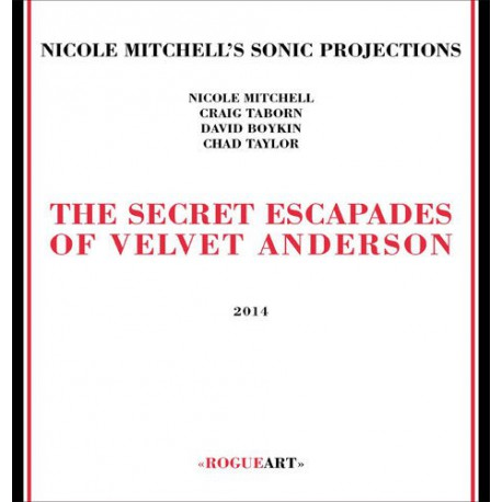 The Secret Escapades of Velvet Anderson