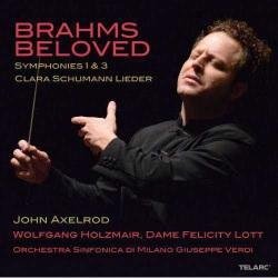 Brahms Beloved Ii - Orchestra Sinfonica Di Milano