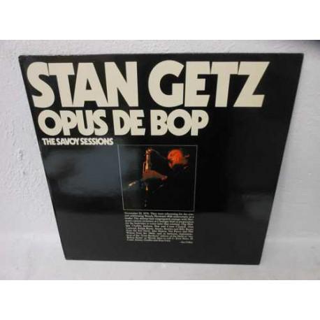 Opus De Bop (German Pressing)