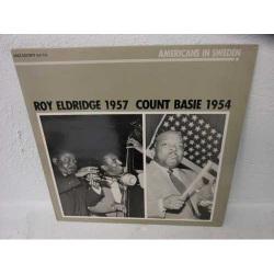 Americans in Sweden: Eldridge 57 / Basie 54
