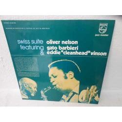 Swiss Suite Feat. Gato Barbieri