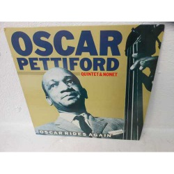 Quintet & Nonet: Oscar Rides Again (Uk Stereo)