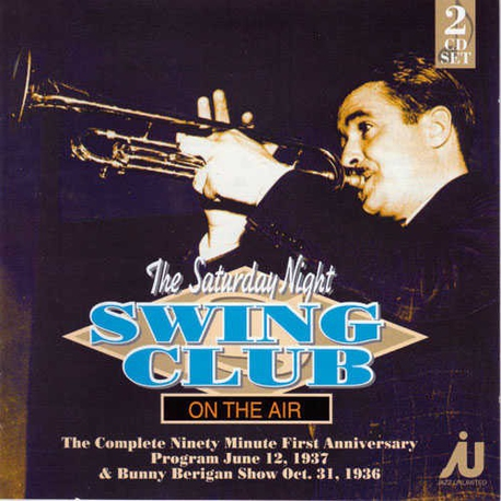 The Saturday Night Swing Club Vol 1 and 2