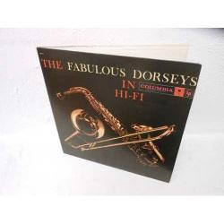 The Fabulous Dorseys in Hi-Fi (Us Gatefold)