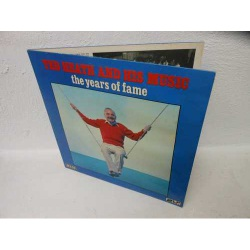 And His Music. the Years of Fame (Uk Gatefold)