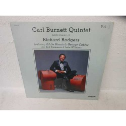 Plays Music of Richard Rodgers Vol. 1