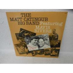 The Matt Cattingub Big Band Feat. Mavis Rivers