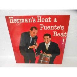 Herman'S Heat Puente'S Beat (Uk Mono)