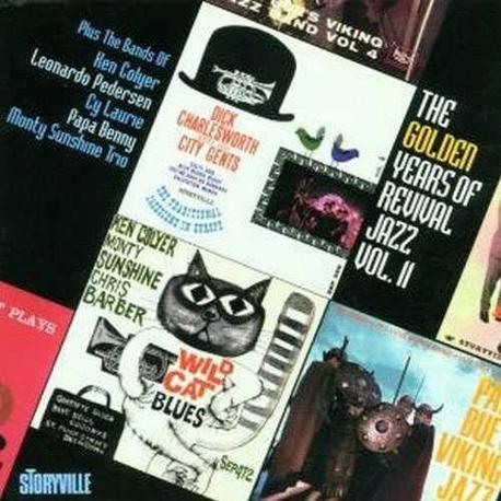 Golden Years of Revival Jazz Vol 2