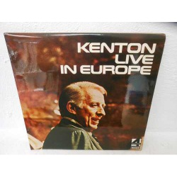 Kenton Live in europe
