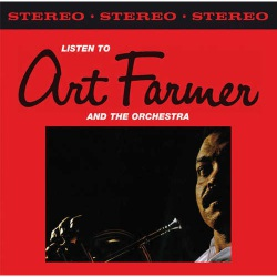 Listen to Art Farmer + the Orchestra + Brass Shout