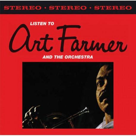 Listen to Art Farmer + the Orchestra + Brass Shout