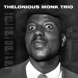 Thelonious Monk Trio + 2 Bonus - 180 Gram