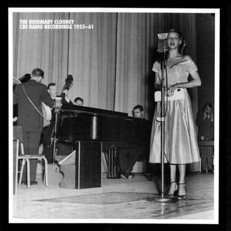 Rosemary Clooney Cbs Radio Recordings 1955-61