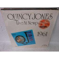 Live at Newport 1961
