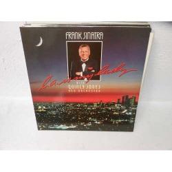 L.A. Is My Lady w/ Quincy Jones (Spain Gatefold)
