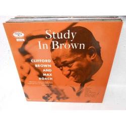 Study in Brown w/ Max Roach (Dutch Reissue)