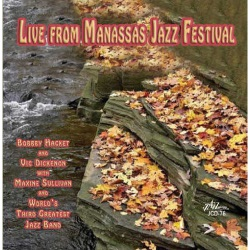 Live from Manassas Jazz Festival