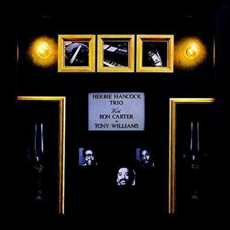 Trio with Ron Carter and Tony Williams