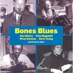 Bones Blues Feat. Don Menza