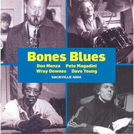 Bones Blues Feat. Don Menza