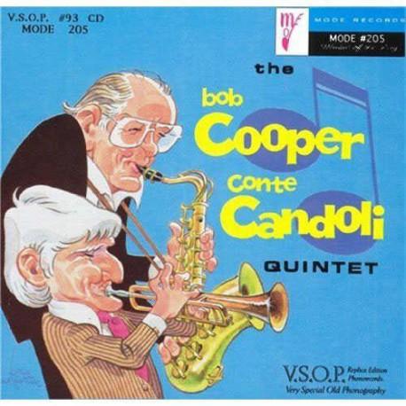 Bob Cooper-Conte Candoli Quintet
