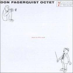 Don Fargerquist Octet - Eight by Eight