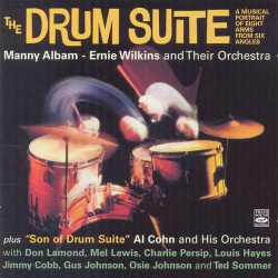 The Drum Suite + Son of Drum Suite w/ Al Cohn
