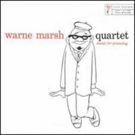 Warne Marsh Quartet