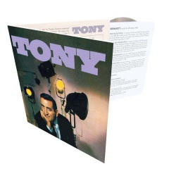Tony + 16 Bonus Tracks (Mini-LP Replica)