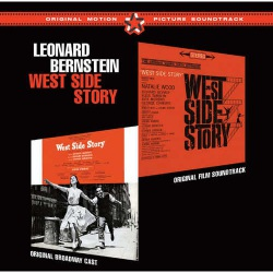 West Side Story - Ofst + Original Broadway Cast