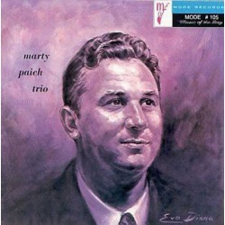 The Marty Paich Trio