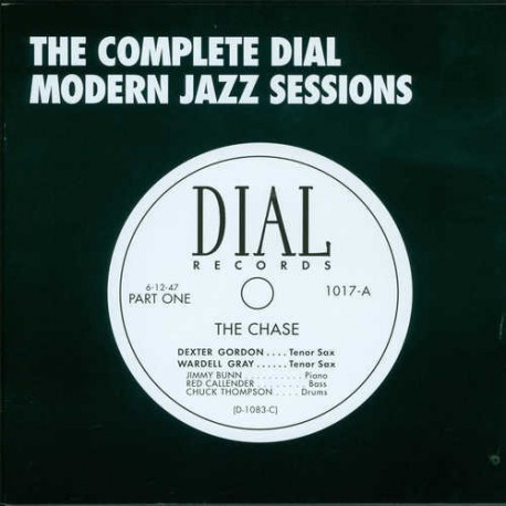 Complete Dial Modern Jazz Sessions